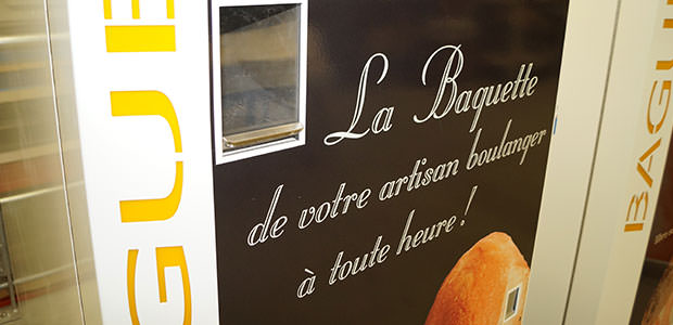 Distributeur de pain par maBaguette