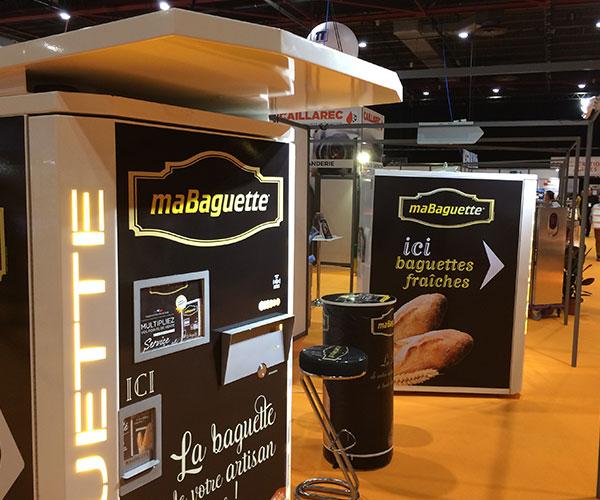 maBaguette distributeur de baguettes de pain
