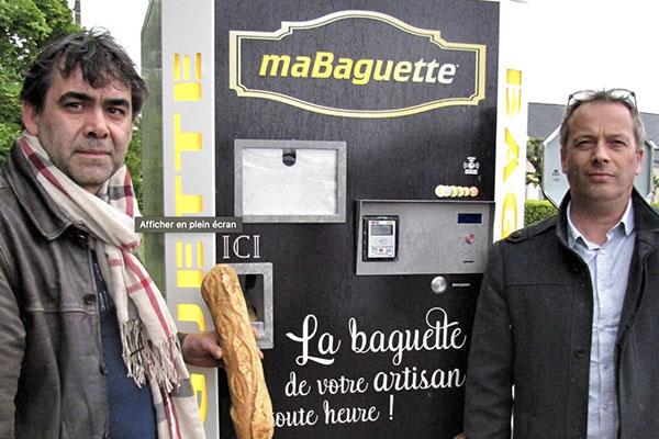 Ouest-France maBaguette du 2 mai 2020