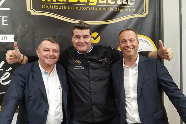 maBaguette Meilleure boulangerie de France